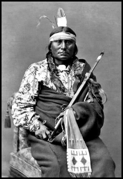 After Reno's retreated at the Battle of the Little Bighorn, Chief Gall turned…