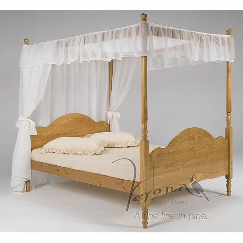 Verona Veneza 4 Poster Bed 3ft, comes in a single size for the girls ...