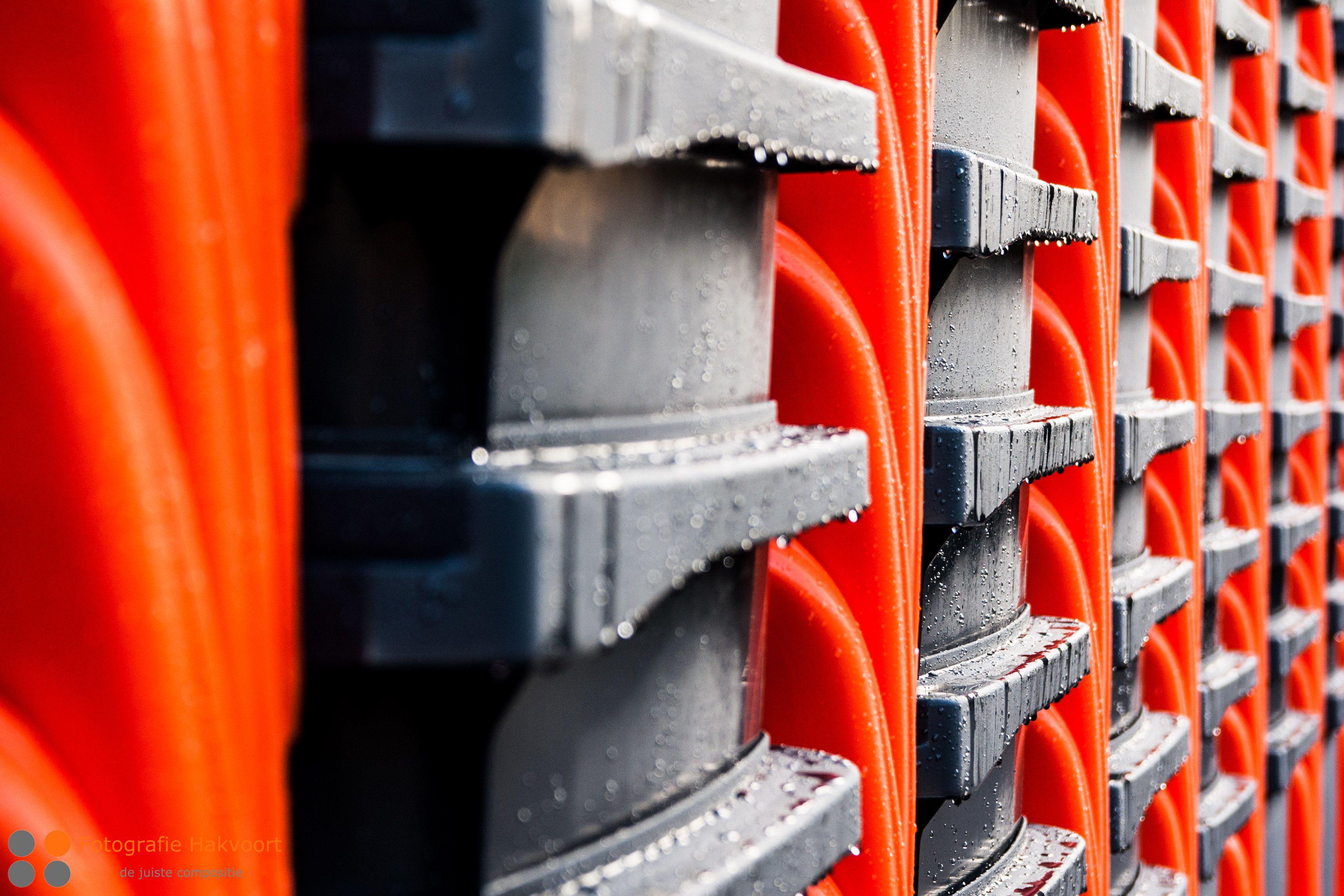 #duurzaamheid is toch fantastisch als ze gebruik maken van mijn favoriete kleurcombinatie #antraciet en #oranje