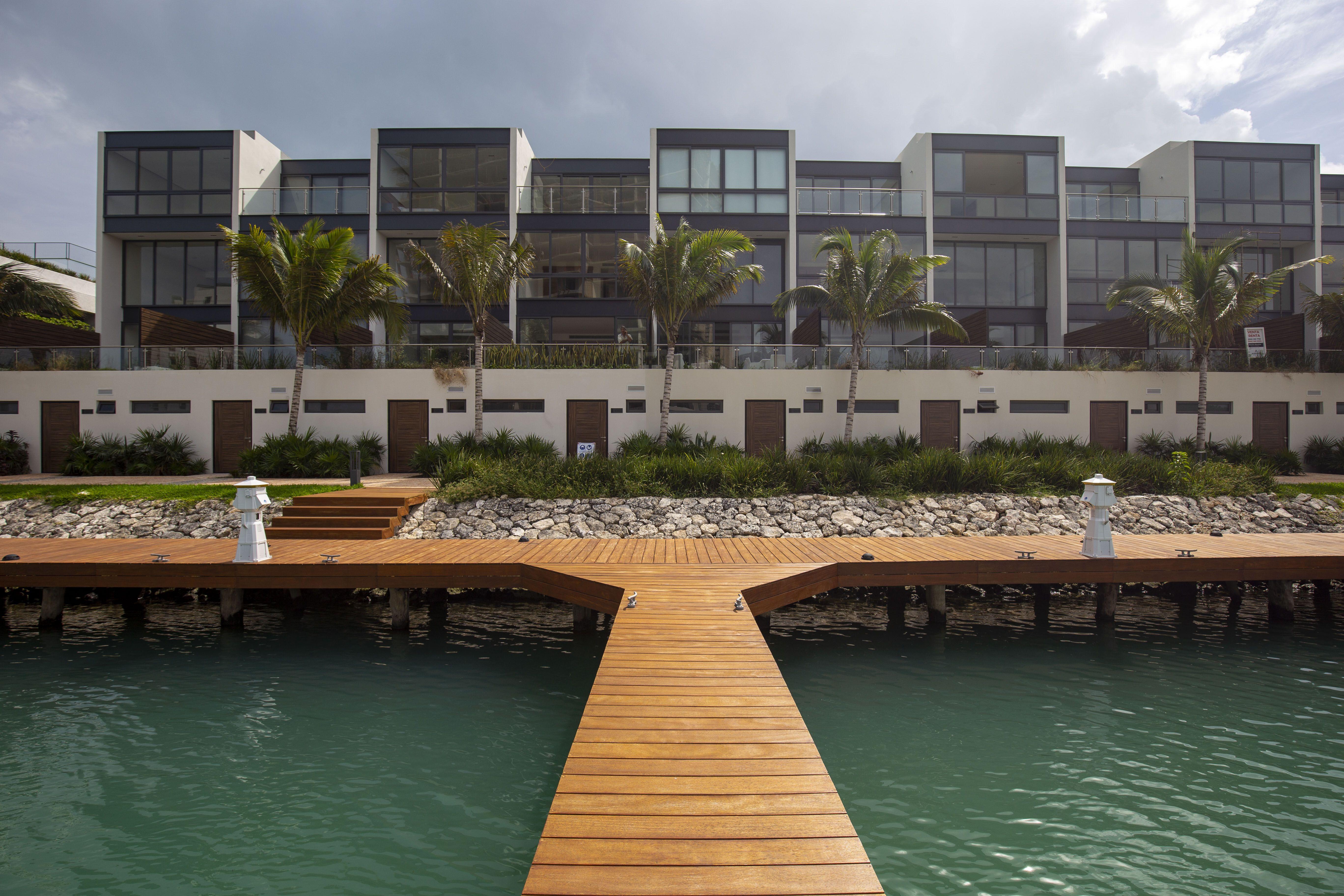 Marina Novo Cancún, la marina boutique.