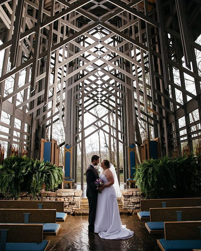 Wedding Chapels Near Eureka Springs: The Thorncrown Chapel In Eureka Springs AR Is A Place I've