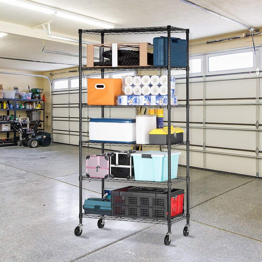 Garage Shelving Units Garage Shelving Rack Metal Shelf And Bookcase Garage Shelving