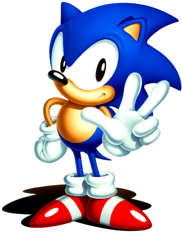 Pingl par sonic the hedgehog sur sonic the hedgehog retrogaming dessin anim et anim - Dessin anime sonic ...