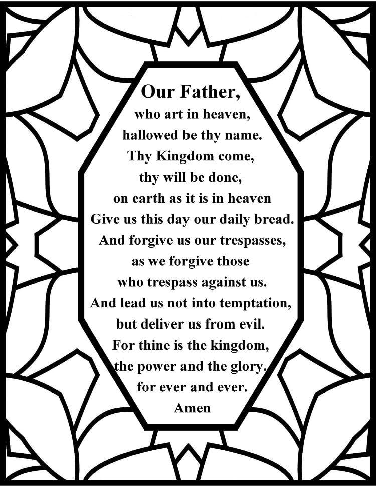 lordsprayerenglish.pdf OneDrive Prayers for children