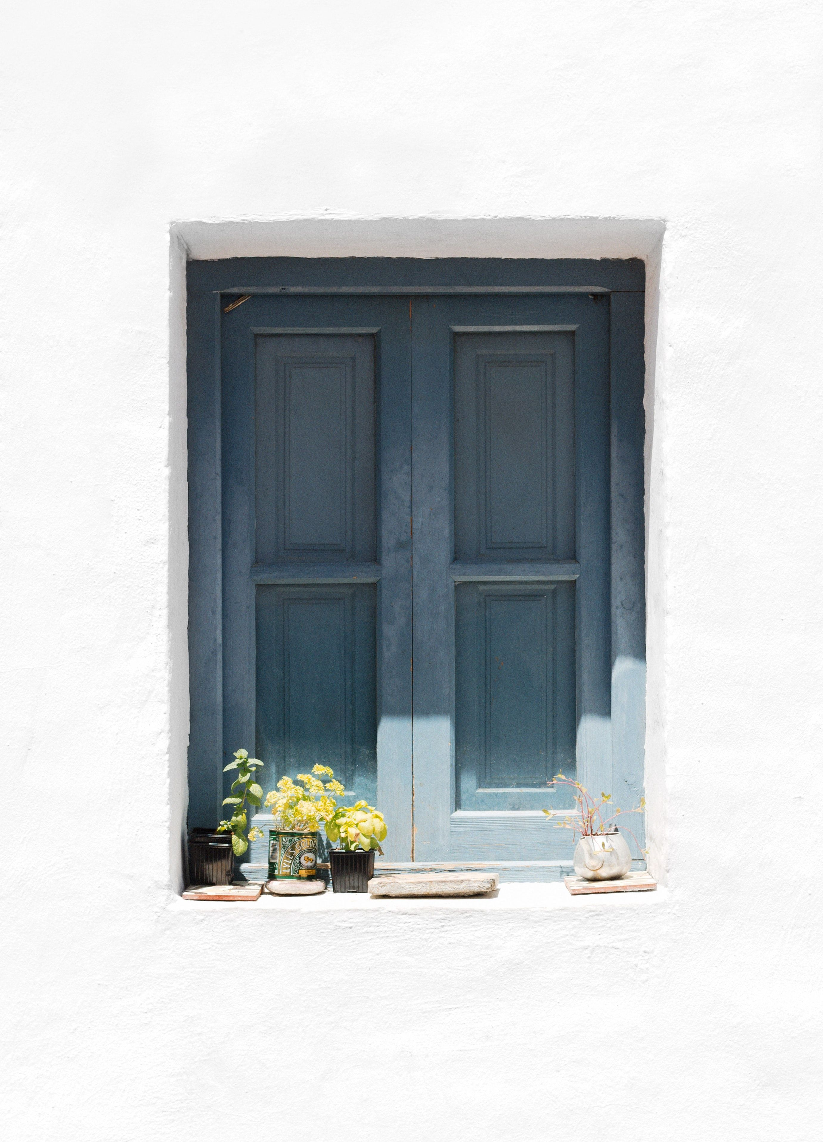 Shutter, holiday, vacation, wall, white, andalusium, spain