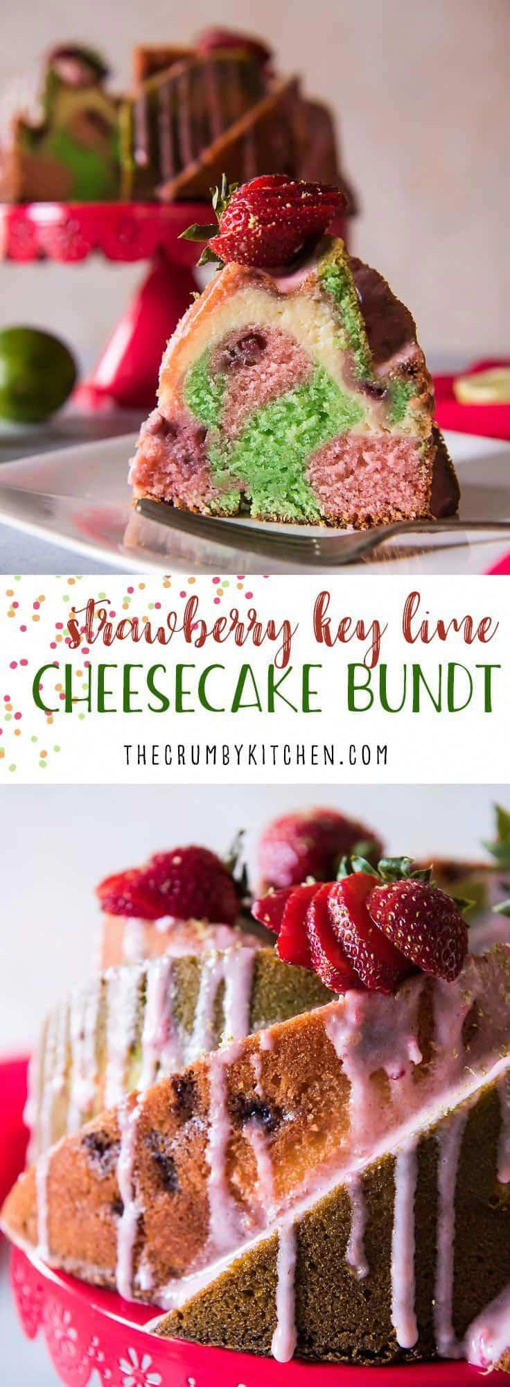 key lime bundt cake recipes
