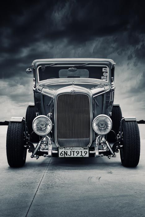 21 Cool 1932 Classic Ford Car – vintagetopia