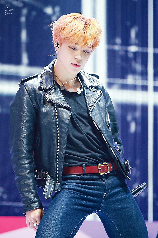 BTS @ 151229 SBS Award Festival | Jimin on stage
