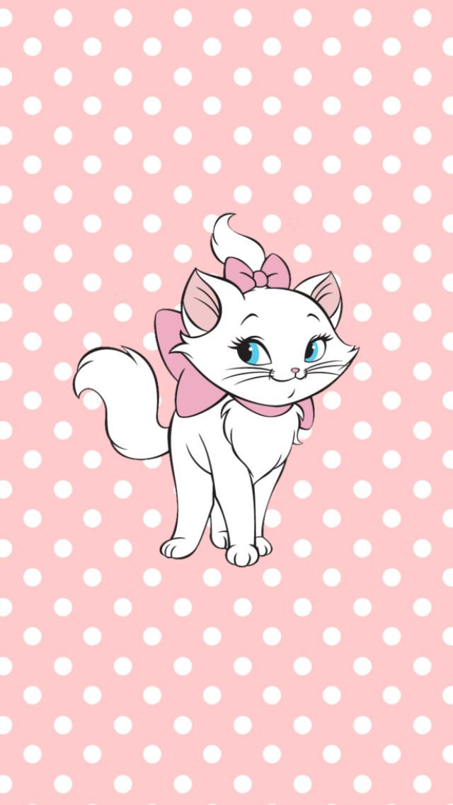 Disney Princess And Love Quotes Wallpapers For Windows 7 Marie Wallpaper Aristocats In 2019 Wallpaper Iphone