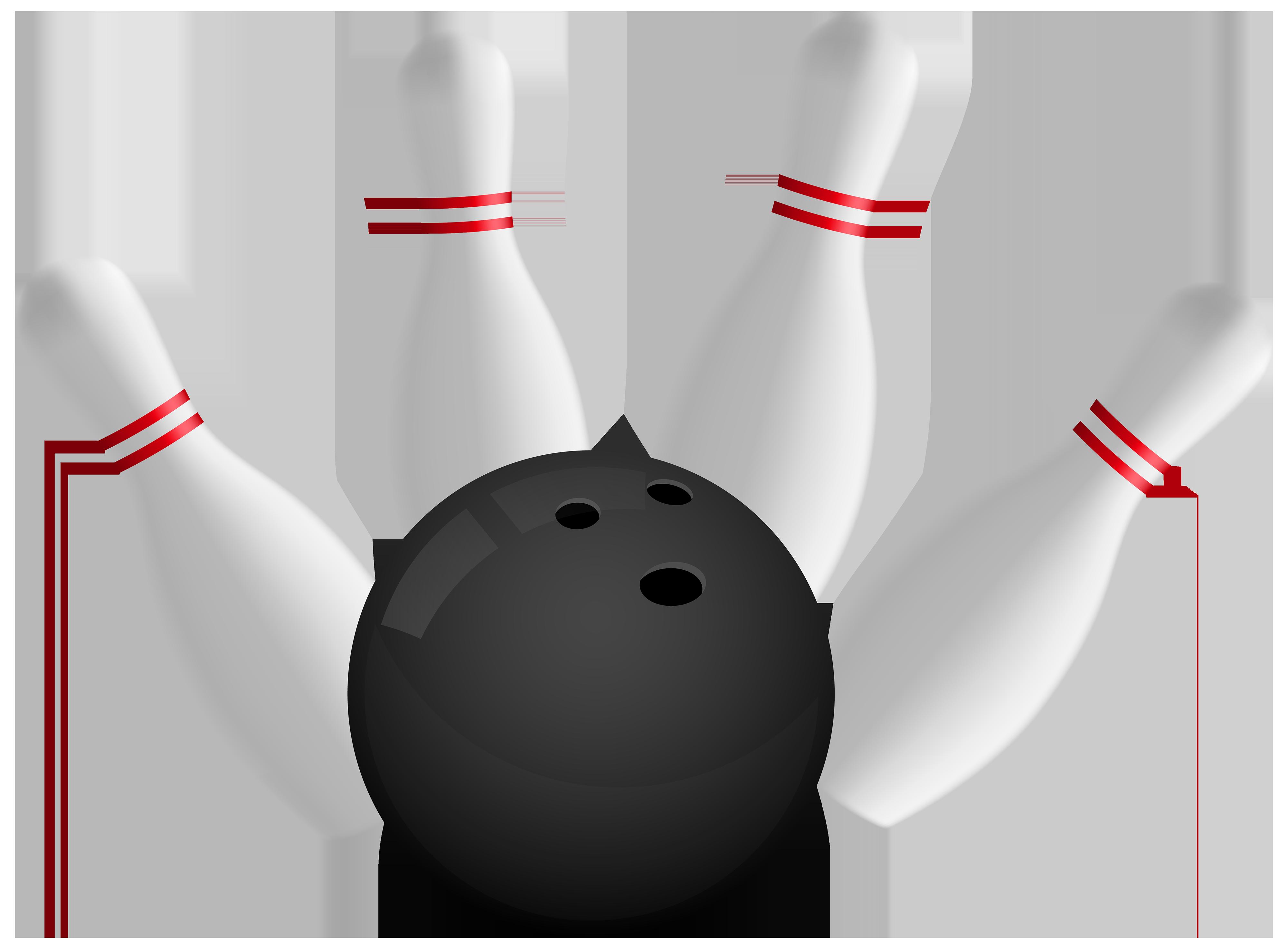 Bowling Bowling Bowling Ball Clip Art