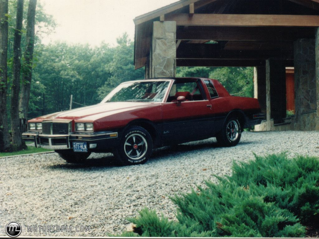 Pontiac grand prix le