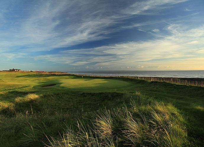 No. 2 at Royal Porthcawl