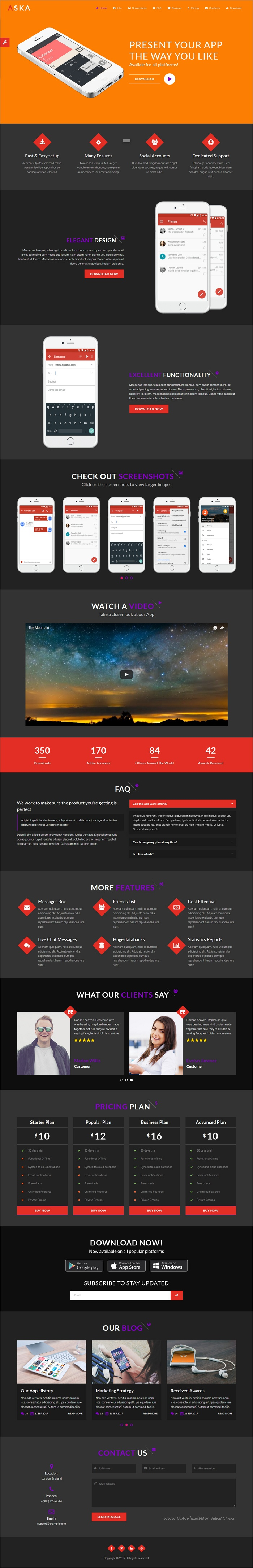 Generous Mobile Template Html Ideas - Professional Resume Example ...