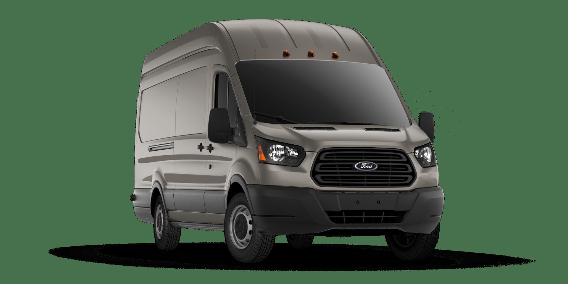 2018 Transit Stone Gray Ford Transit Ford Van Hybrid Car