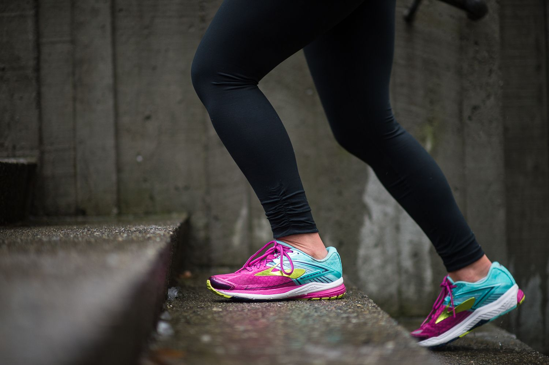Brooks running, Running shoes