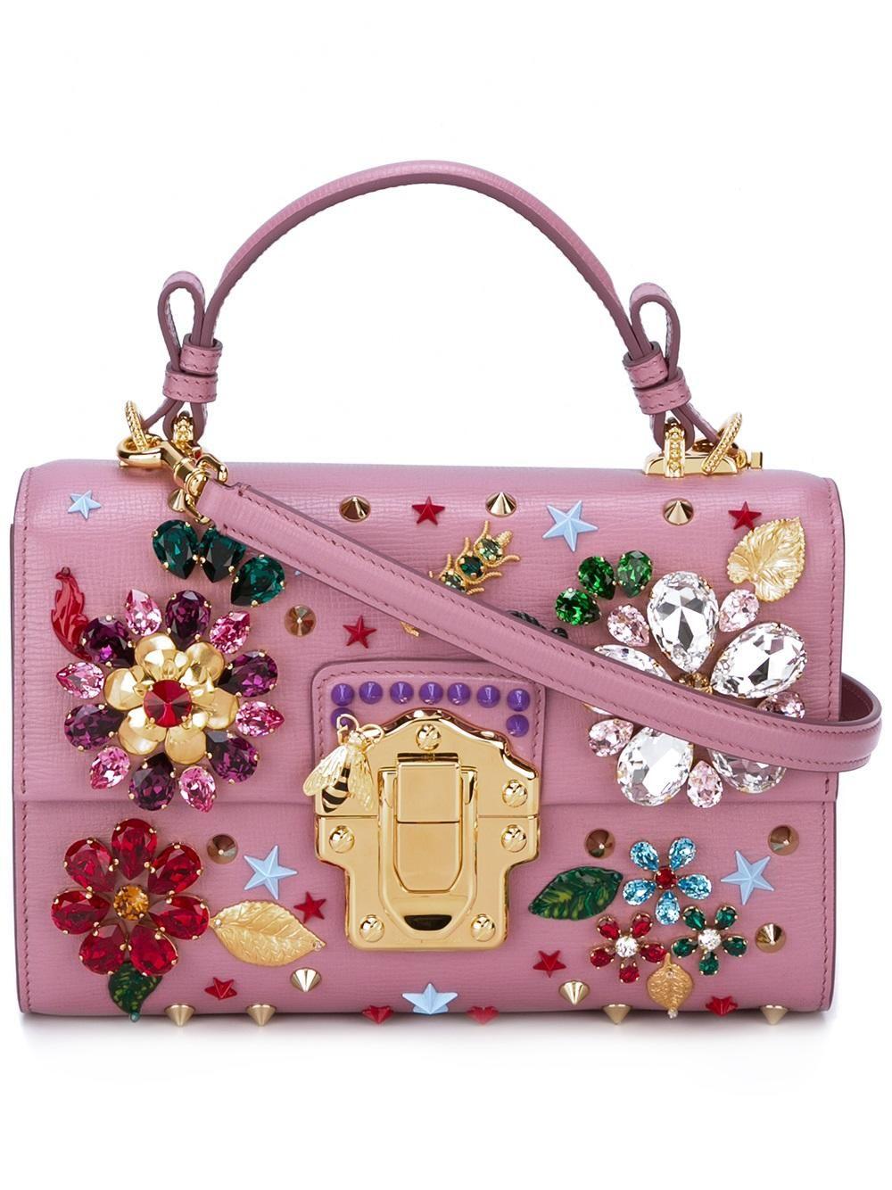 cb95dc04ff9b Dolce   Gabbana  Lucia  shoulder bag Women Bags