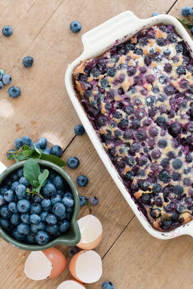 Hoiber Datschi (Heidelbeer Auflauf) | Madame Dessert