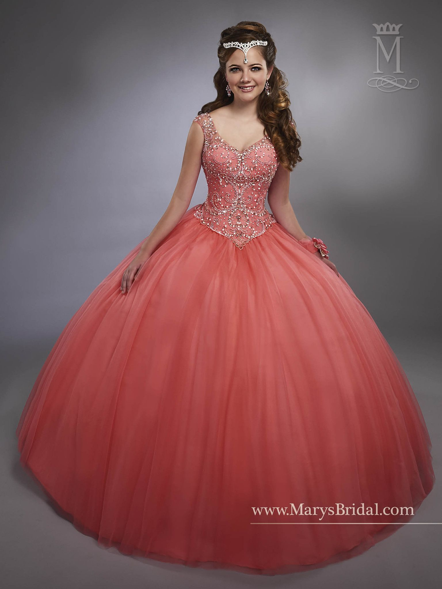 Mary\'s Bridal Beloving Collection Quinceanera Dress Style 4790 ...