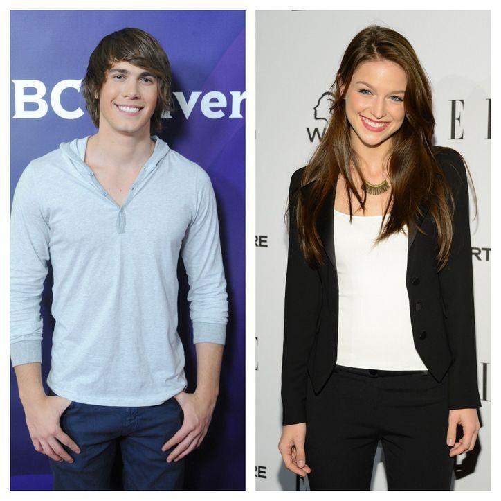 Glee Co Stars Blake Jenner And Melissa Benoist Are Engaged Blake Jenner Melissa Benoist Glee