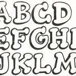 moldes de letras para imprimir com sombras  a  Pinterest