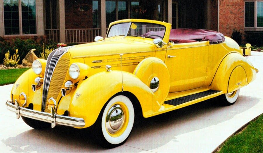 1930's Chrysler?.Like going fast? Call or click 1877