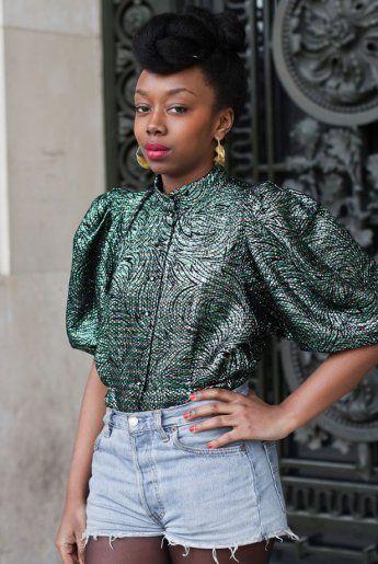 Fatou N\u0027Diaye Black Beauty Bag