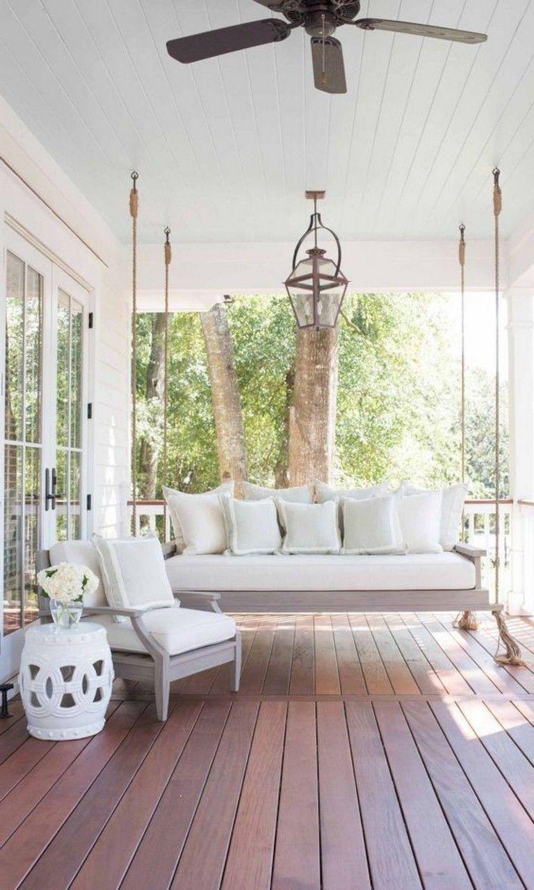 35 Smart Pretty Front Porch Decor Ideas Decoration