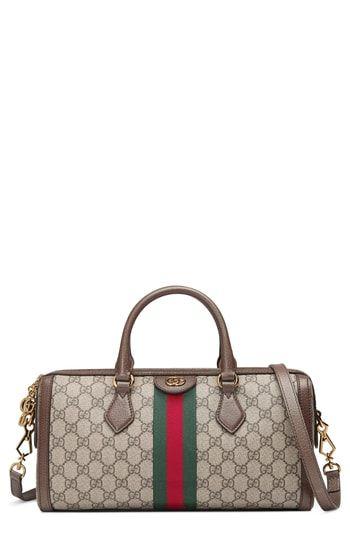 3b005a41984 New Gucci Ophidia GG Supreme Canvas Top Handle Bag Women s Fashion Handbags.    1980  allfashiondress Fashion is a popular style