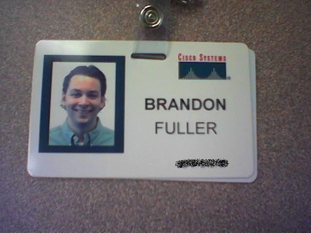 cisco employee badge google search employee badge pinterest