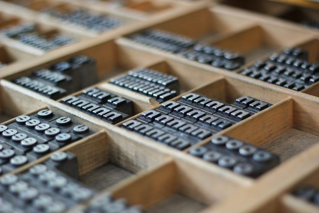 What Exactly Is Letterpress? | Letterpress, Letterpress ...