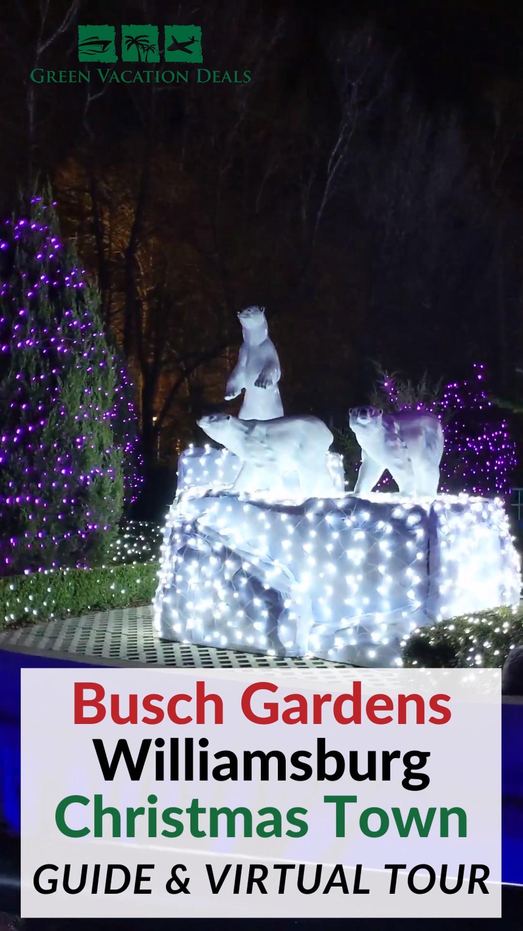 a532e30a6f862bb53e546e37f5297a81 - Busch Gardens Williamsburg Christmas Town Discount Tickets 2019