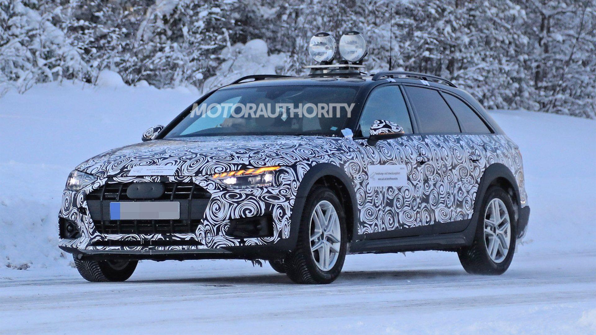 2021 Audi A6 Comes Model In 2020 Audi Audi A6 Audi Allroad
