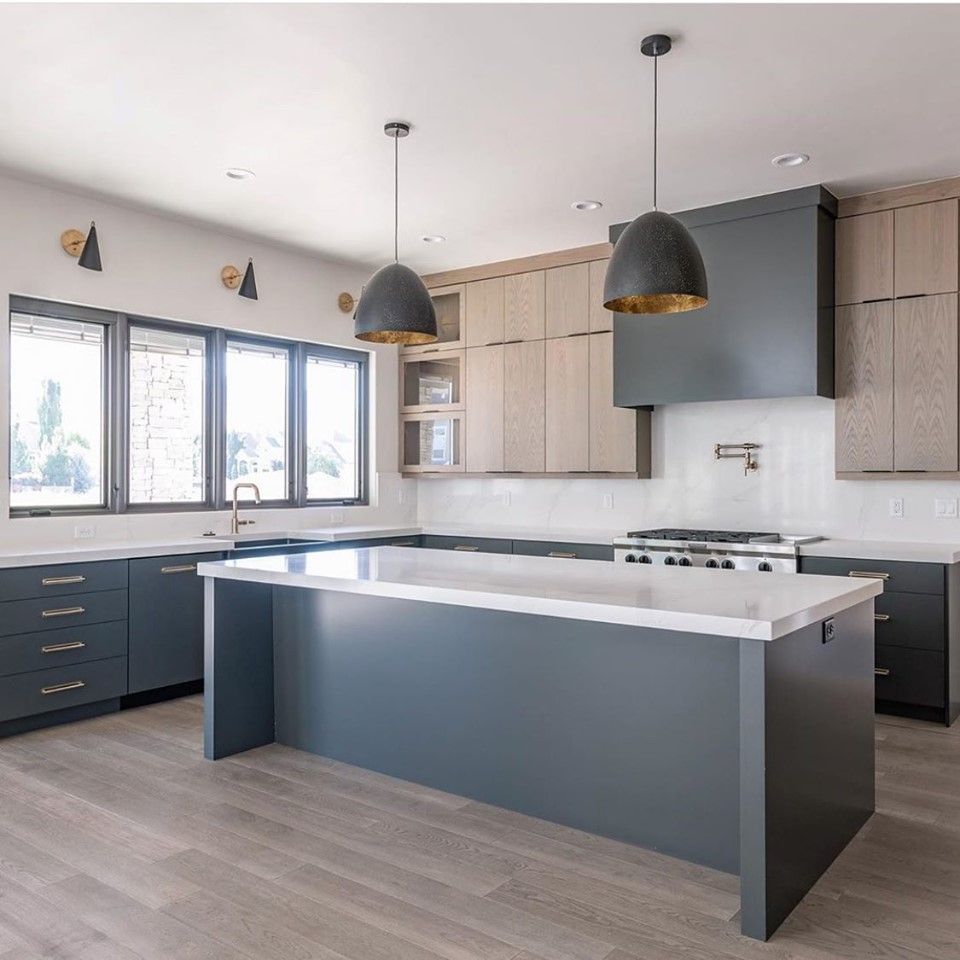 Black Kitchen   Kitchen design trends, Kitchen interior, Modern ...