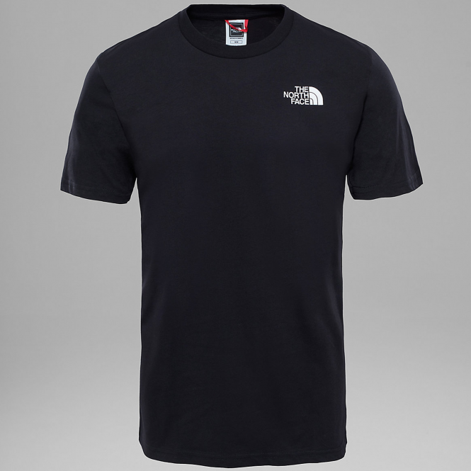 9be573b9a The North Face The North Face Simple Dome T-Shirt | TNF Black in ...