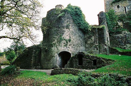 At Blarney Castle