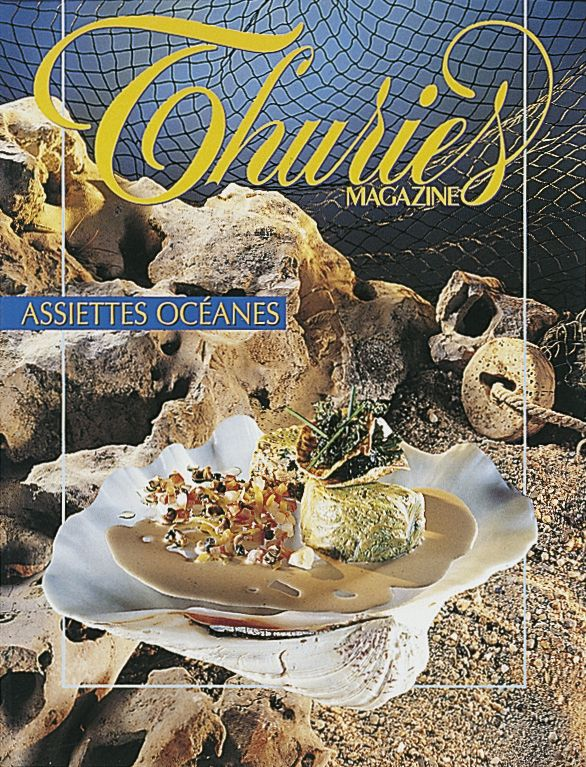 Thuriès Gastronomie Magazine n°77 Mars 1996