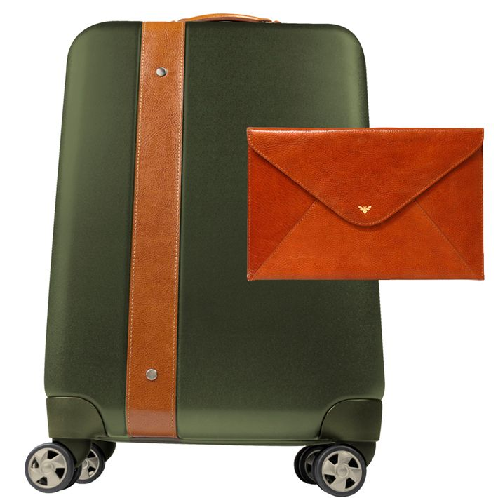 Cargo Green Front & The 1887 Clutch