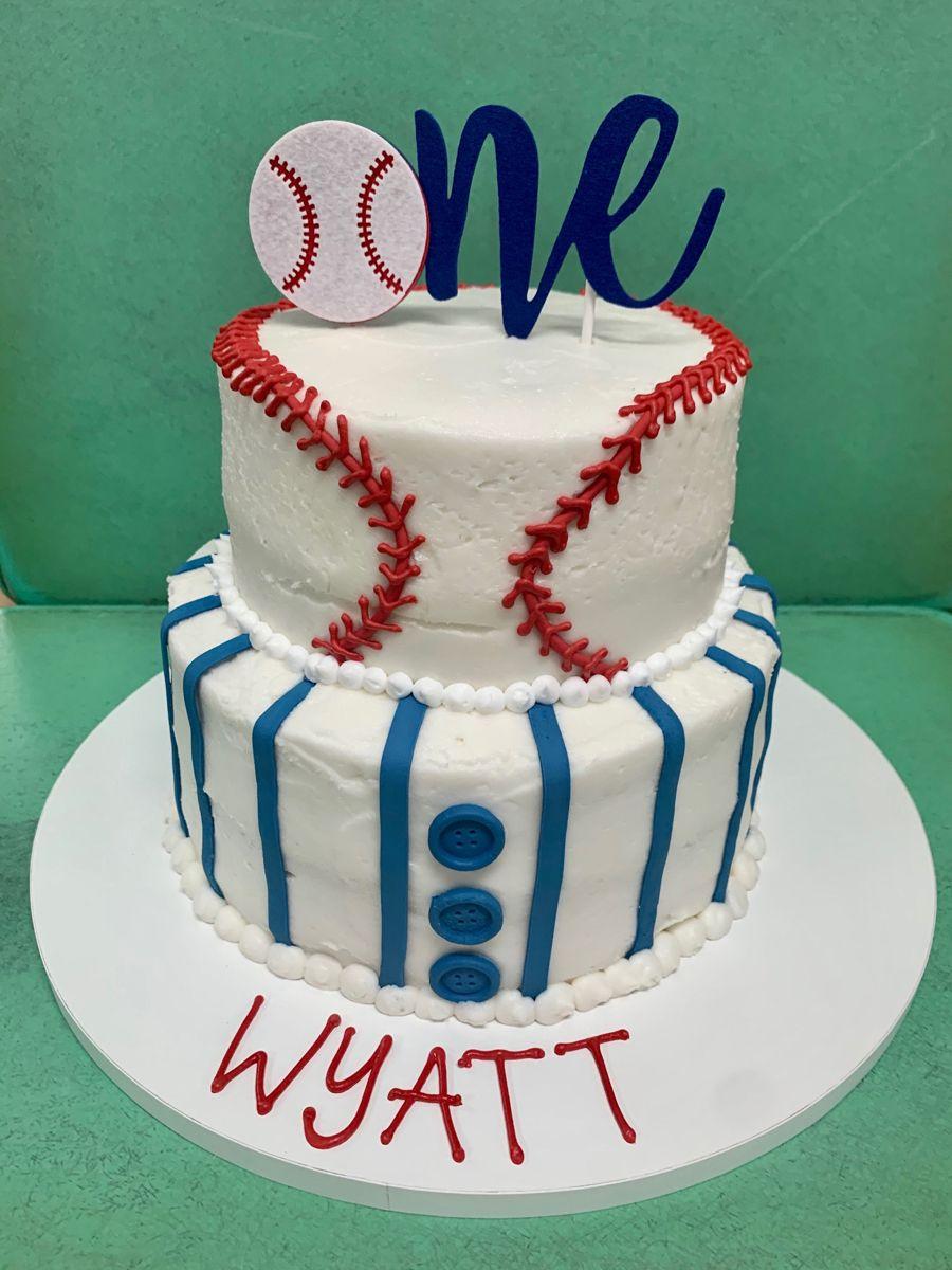 Baseball cake in 2020 cake tiered cakes amazing cakes