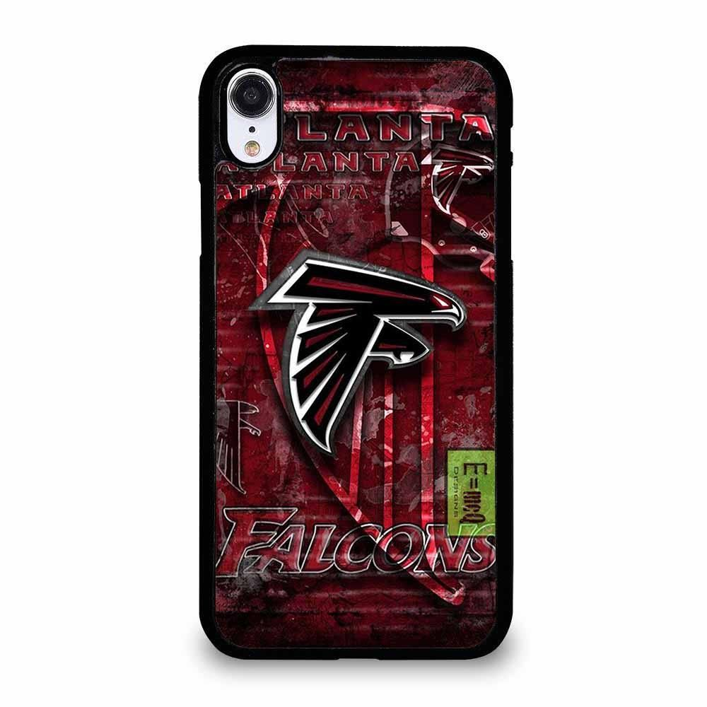 Atlanta falcons logo poster iphone xr case in 2020