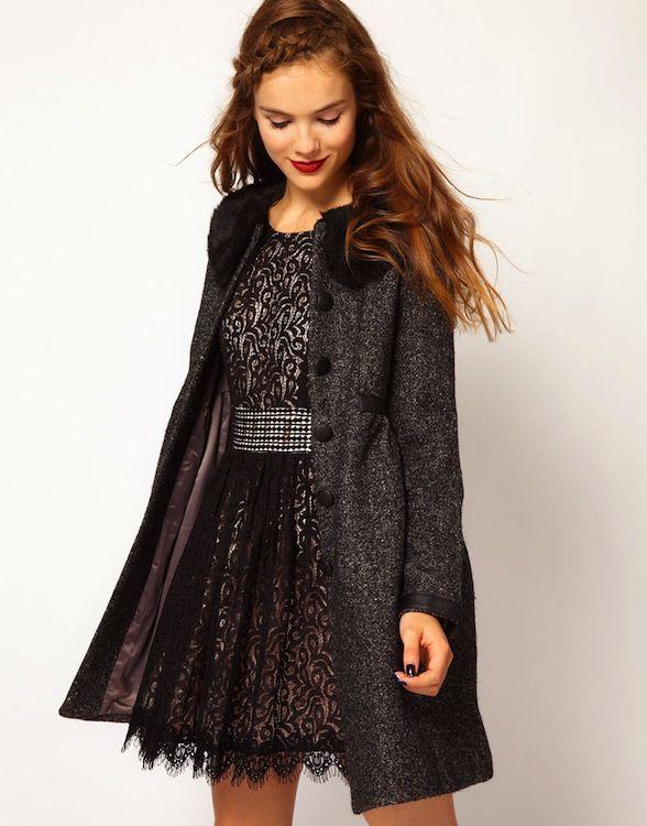 Complementos de abrigo para vestidos de fiesta
