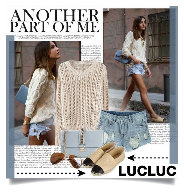 """Lucluc (16)"" by mila-me ❤ liked on Polyvore"