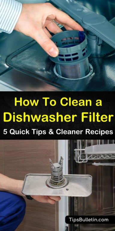 How To Clean A Dishwasher Filter In 2020 Dishwasher Filter Clean Dishwasher Cleaner Recipes