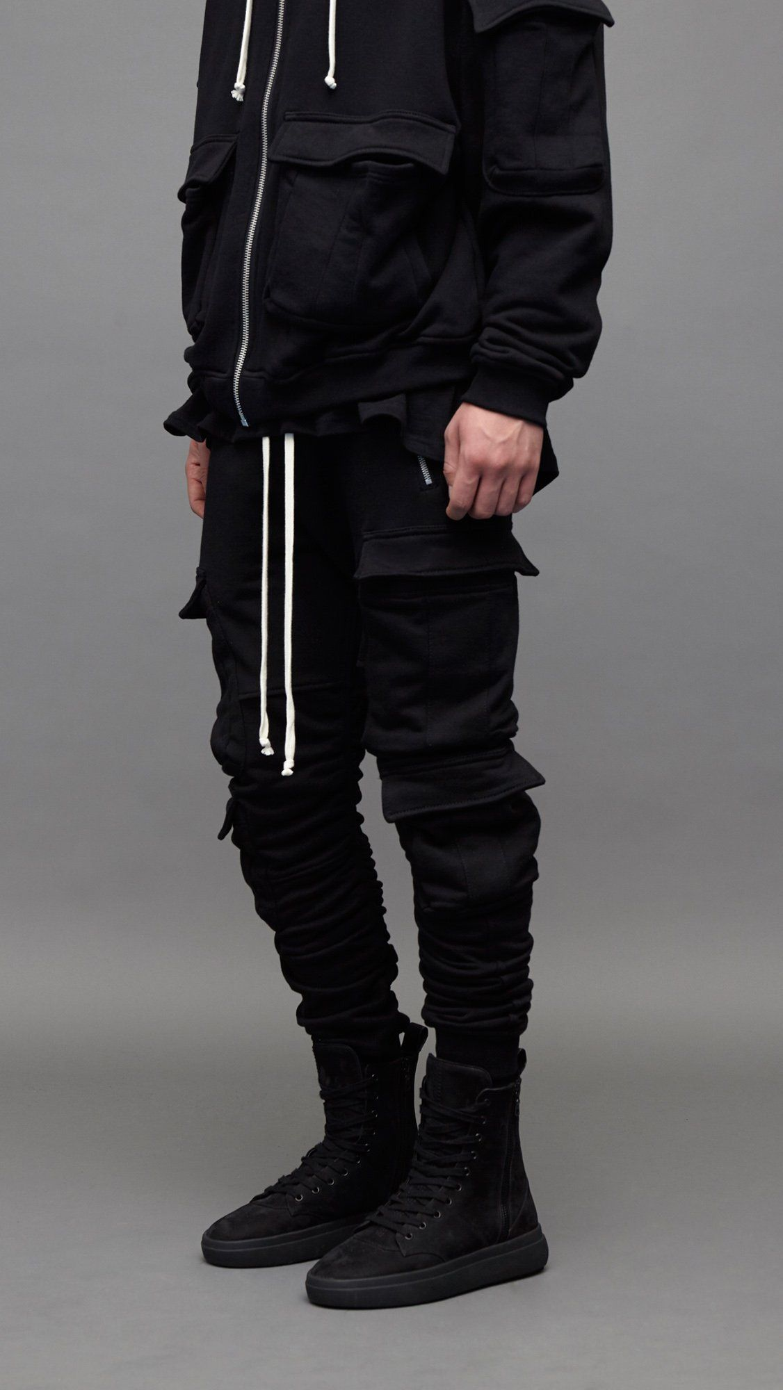 93a945eb Represent Clo - Military Joggers - Black | Shopping List | Joggers ...