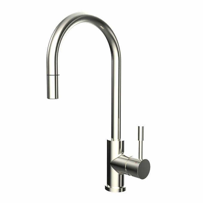 Jono Azira 250 Stainless Steel Kitchen Faucet   Kitchen & Dining ...
