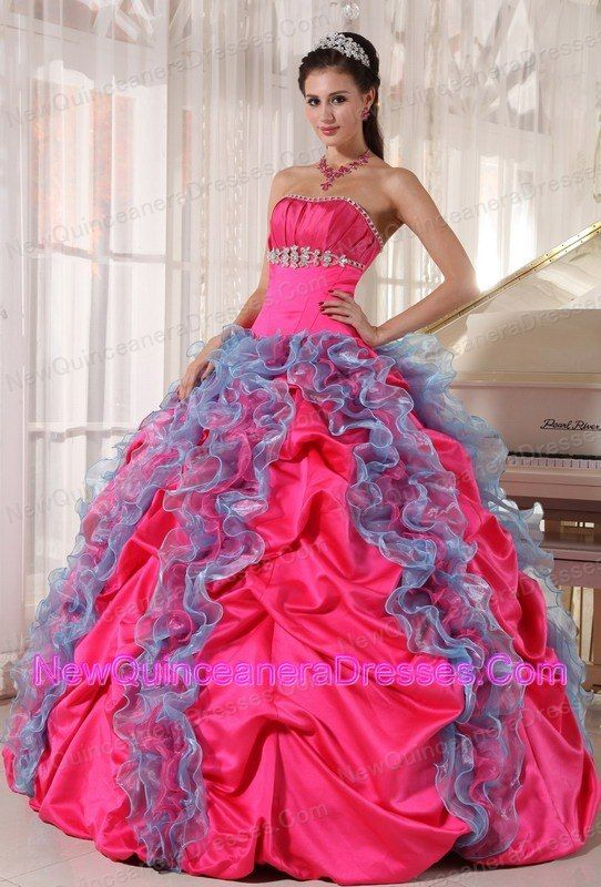 Baby pink color 15 dresses