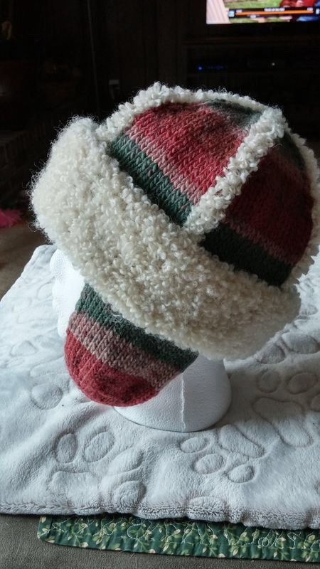 Trapper Hat Pattern Can Do This With Sweater Knit Fabric And