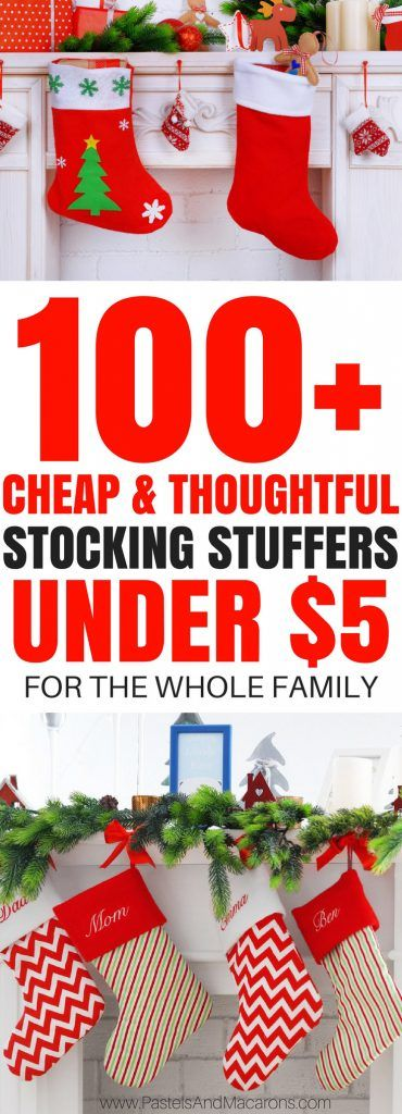 100 Cheap And Thoughtful Stocking Stuffers For Under 5 -1492