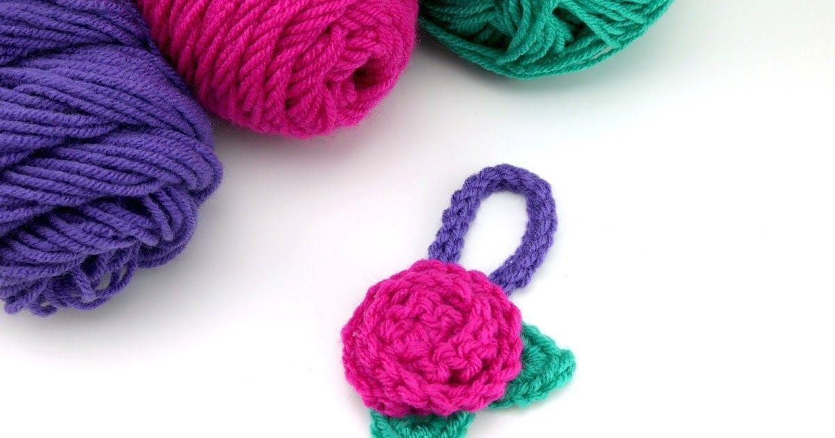 Fiber Flux: Free Crochet Pattern...Travel Blooms | crochet | Pinterest