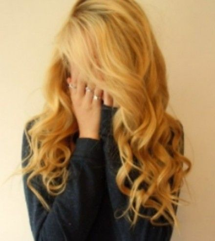 How To Turn Wild Curly Hair Into Cute Curls My Style Pinterest