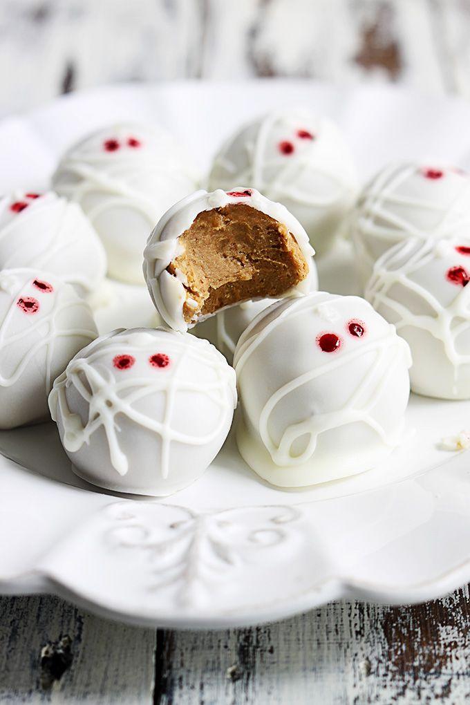 50+ Spooky and Sweet Halloween Treats | Pumpkin cheesecake ...